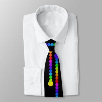 Rainbows Rainbow Color Spectrum Pride CricketDiane Neck Tie
