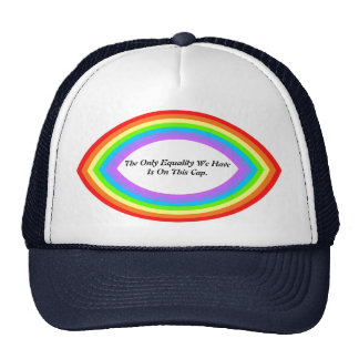 Rainbows Trucker Hat