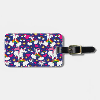 Rainbows & Unicorns Luggage Tag