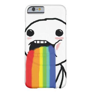 Rainbowscase Puking