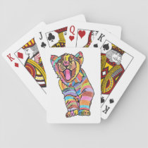 Rainbowtig Playing Cards