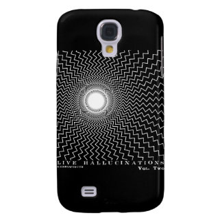 Rainbowtruth Live Hallucinations Optical Illusion Samsung Galaxy S4 Covers