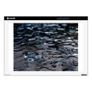 """Rainbubble Decal For 17"""" Laptop"""