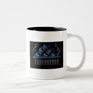 RainCloud Two-Tone Coffee Mug