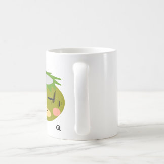 Raincoat Q Coffee Mug