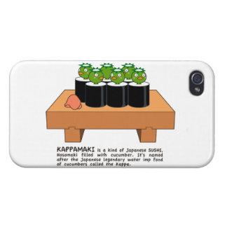 < Raincoat winding > KAPPA-MAKI iPhone 4 Covers