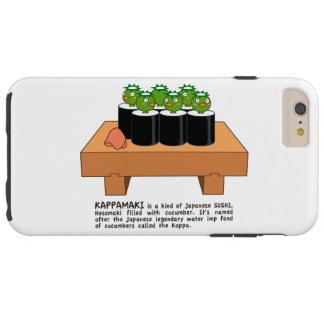 < Raincoat winding > KAPPA-MAKI Tough iPhone 6 Plus Case