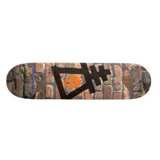 """Raincross Graffitti"" Skate Deck"