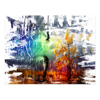 """Raindancer"" Post Cards"