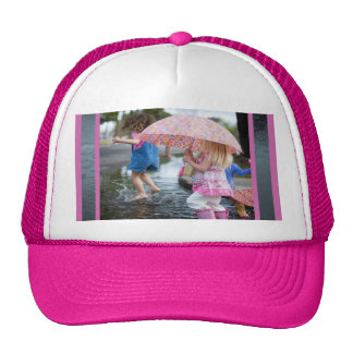 Raindancing Cap Trucker Hat
