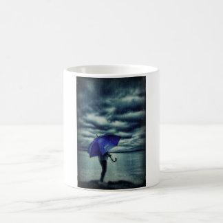 rainday coffee mug