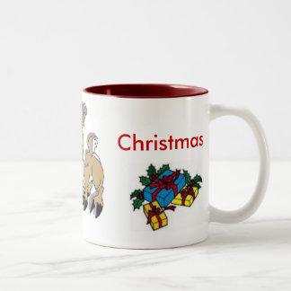 Raindeer Mug