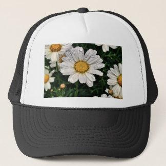Raindrop Daisies Trucker Hat