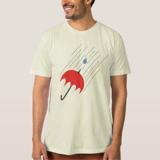 Raindrop falling on my head T-Shirt
