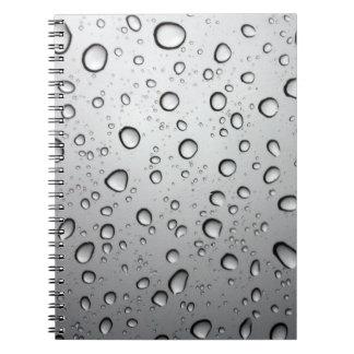 raindrop notebook