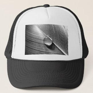 Raindrop on Leaf Trucker Hat