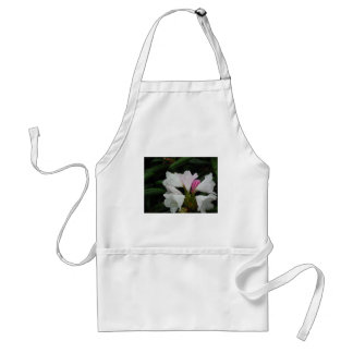 Raindrop on Rhododendrons Adult Apron