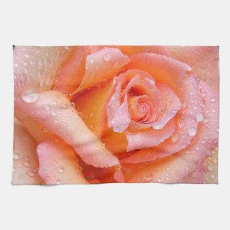 Raindrop Rose ~ Kitchen Towel