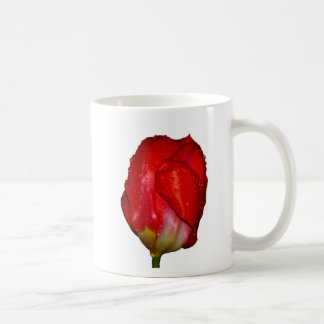 Raindrop Tulip Coffee Mug