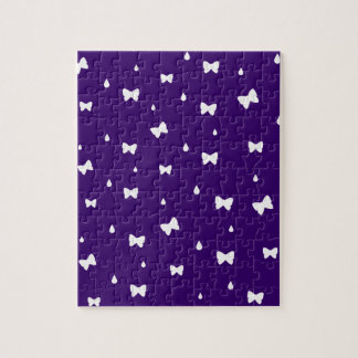 Raindrops and Butterflies Decorative Puzzle