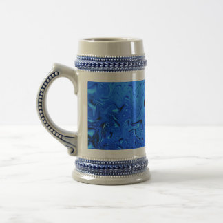 Raindrops by Shirley Taylor Beer Stein