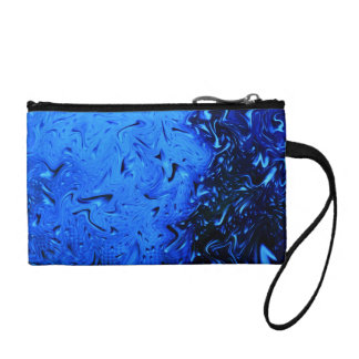 Raindrops by Shirley Taylor Change Purse