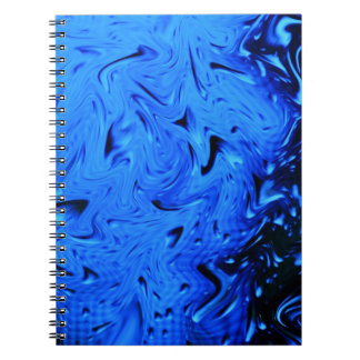Raindrops by Shirley Taylor Spiral Notebook