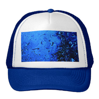 Raindrops by Shirley Taylor Trucker Hat
