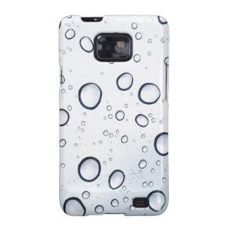 Raindrops Samsung Galaxy S2 Case