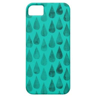Raindrops iPhone 5 Covers