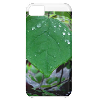 Raindrops Cover For iPhone 5C