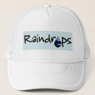 Raindrops Hat