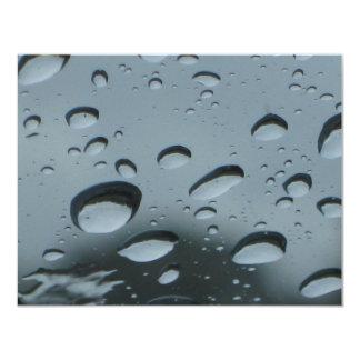 Raindrops Personalized Announcements
