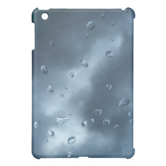 raindrops iPad case