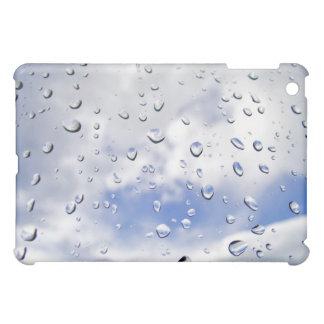 raindrops iPad mini cases