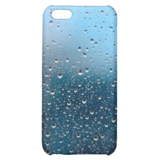 Raindrops iPhone 5C Cover