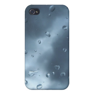 raindrops iPhone case Covers For iPhone 4