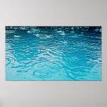Raindrops Keep Falling On My Head Poster