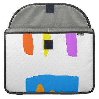 Raindrops MacBook Pro Sleeves