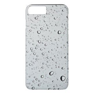 Raindrops On A Flat Surface iPhone 7 Plus Case