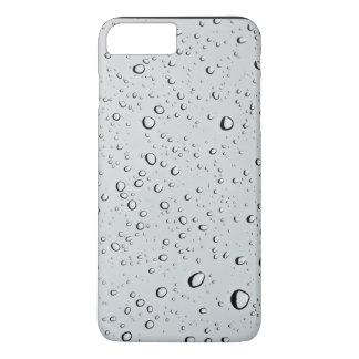 Raindrops On A Flat Surface iPhone 8 Plus/7 Plus Case
