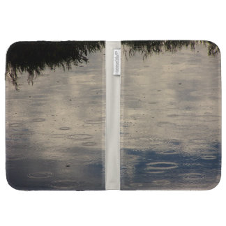 Raindrops on Water Caseable Case Kindle 3G Covers