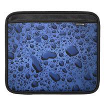 Raindrops Pattern iPad Cover