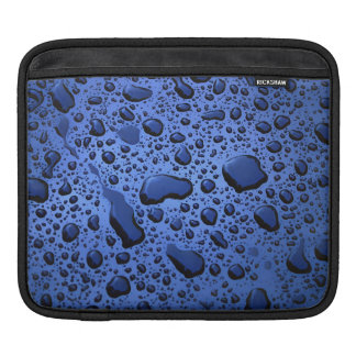 Raindrops Pattern iPad Cover iPad Sleeves