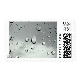 Raindrops Photography Stamps