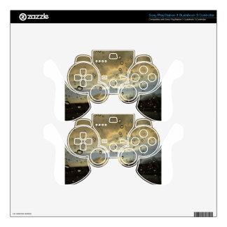 Raindrops PS3 Controller Skin