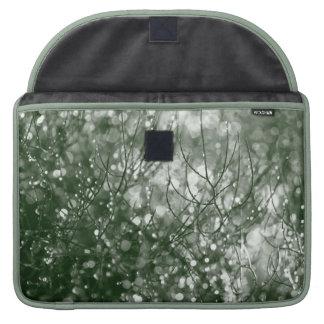 Raindrops Sleeve For MacBooks