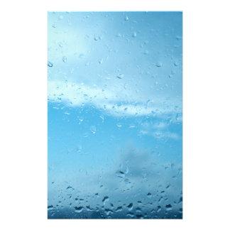 Raindrops Stationery