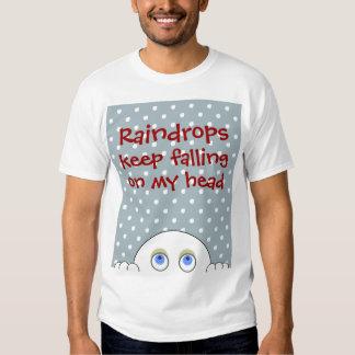 Raindrops Tee Shirt