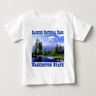 Raineer National Park - Washington State Baby T-Shirt